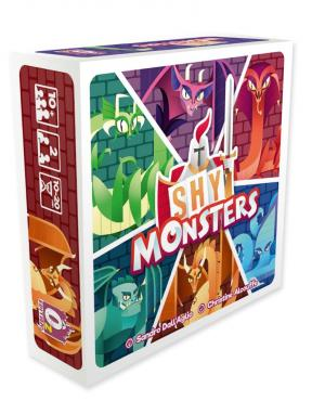 Shy Monsters édition simple