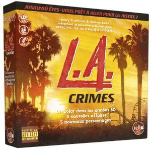 Detective LA Crimes édition simple