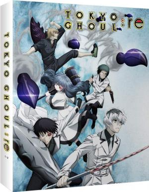 Tokyo Ghoul:RE édition collector