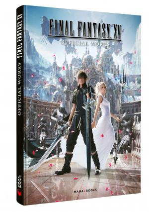 Final Fantasy XV - Official Works  simple