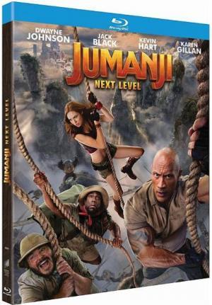 Jumanji: next level édition simple