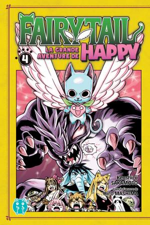 Fairy tail - La grande aventure de Happy # 4