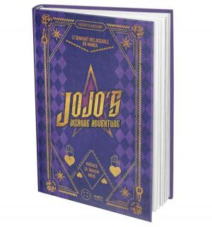 couverture, jaquette Jojo's Bizarre Adventure - Le diamant inclassable du manga   (Third éditions)