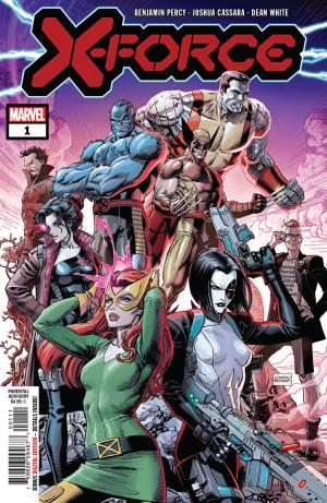 X-Force # 1 Issues V6 (2019 - Ongoing)