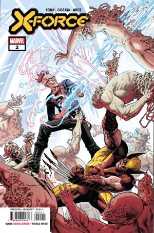 X-Force # 2 Issues V6 (2019 - Ongoing)
