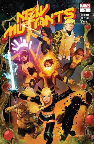 The New Mutants # 1 Issues V4 (2019 - Ongoing)