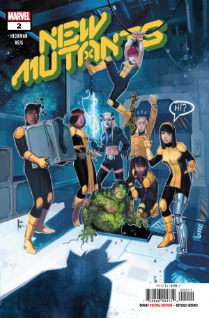 The New Mutants # 2 Issues V4 (2019 - Ongoing)