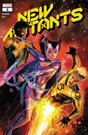 The New Mutants # 5 Issues V4 (2019 - Ongoing)