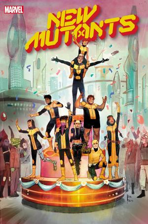 The New Mutants # 7 Issues V4 (2019 - Ongoing)