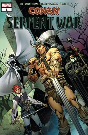Conan - Serpent War édition Issues (2019 - 2020)