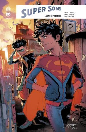Super Sons 4 - La fin de l'innocence
