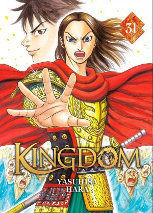 couverture, jaquette Kingdom 31  (Meian)