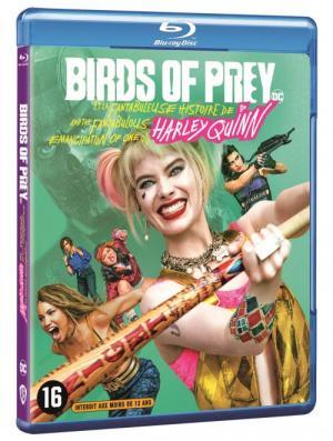 Birds of Prey et la fantabuleuse histoire de Harley Quinn édition simple