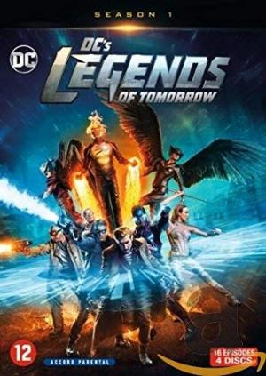 Legends of Tomorrow édition simple