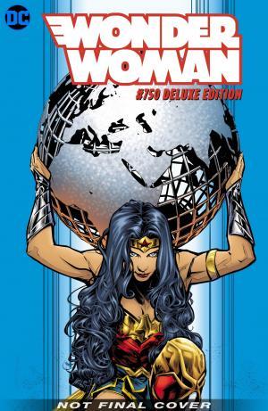 Wonder Woman 750 édition Deluxe hardcover (cartonnée)