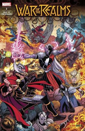 War Of The Realms 1 Softcovers (2020 - En Cours)