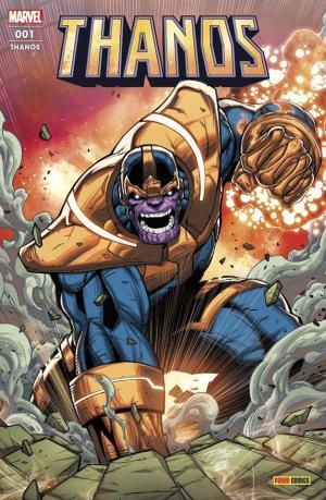 Thanos édition Softcover (2020 - En Cours)