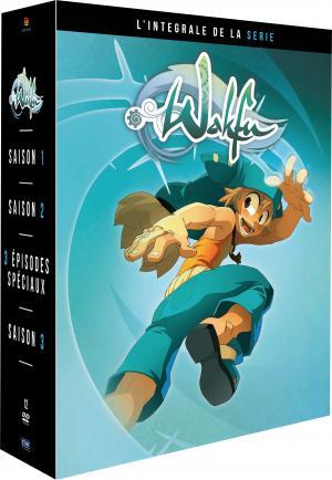 Wakfu édition Coffret DVD intégrale