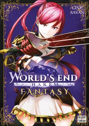 World's end harem fantasy 2 simple