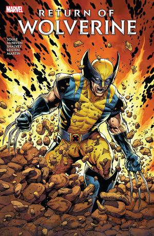 Wolverine - Le retour de Wolverine édition simple