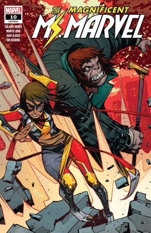 Magnificent Ms. Marvel # 10 Issues (2019 - Ongoing)