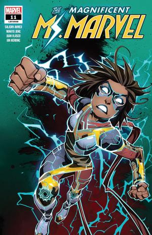 Magnificent Ms. Marvel # 11 Issues (2019 - Ongoing)