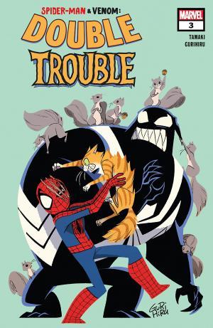 Spider-Man / Venom - Double peine # 3 Issues (2019 - 2020)