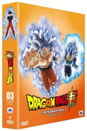 Dragon Ball Super 3 Intégrale