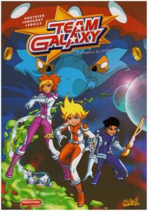 Team galaxy édition simple