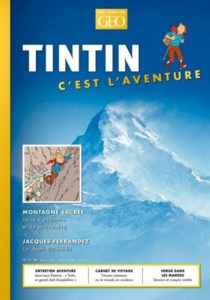 Tintin c'est l'aventure 3 simple
