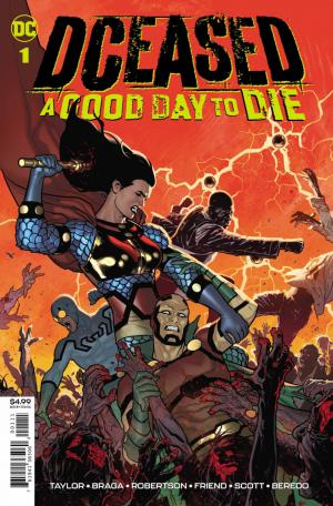 DCeased: A Good Day to Die # 1 Issues (2019)