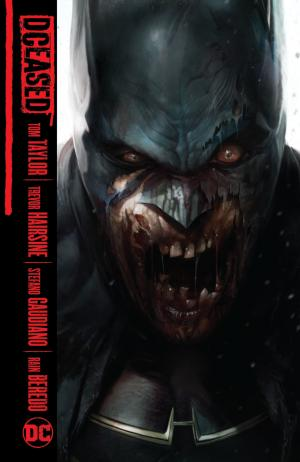 DCeased édition TPB hardcover (cartonnéde)