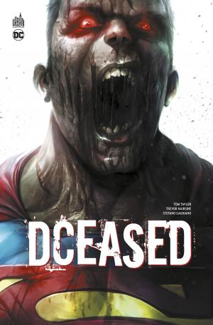 DCeased édition TPB hardcover (cartonnée)
