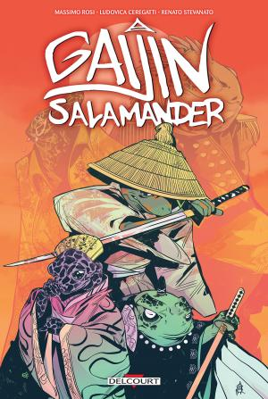 Gaijin Salamander 1 TPB Hardcover (cartonnée)