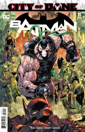 Batman # 75 Issues V3 (2016 - Ongoing) - Rebirth