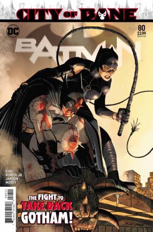 Batman # 80 Issues V3 (2016 - Ongoing) - Rebirth