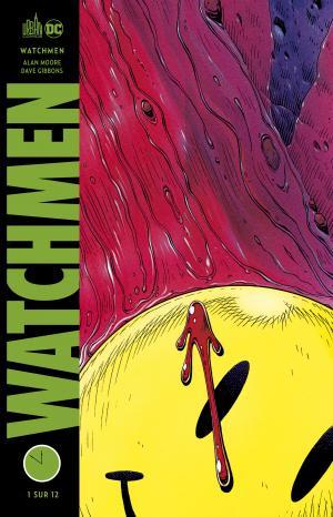 Watchmen - Les Gardiens 1 TPB Hardcover - DC Originals
