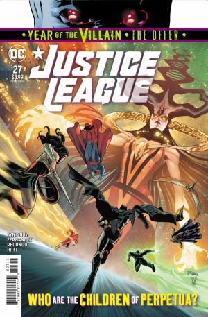 Justice League 27 Issues V4 (2018 - Ongoing)