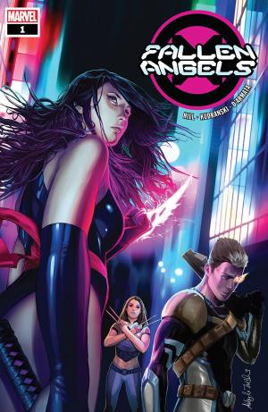 Fallen Angels # 1 Issues V2 (2019 - Ongoing)