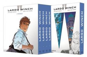 Largo Winch édition Coffret intégrale