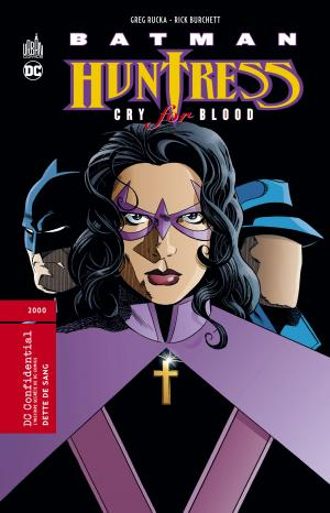 Batman / Huntress - Cry for Blood  TPB Hardcover (cartonnée)