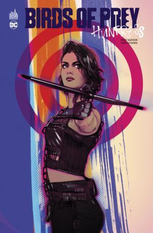 Huntress - Year One # 1 TPB Hardcover (cartonnée)