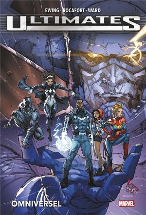 Ultimates édition TPB Hardcover (cartonnée) - Deluxe - Ultimate V2