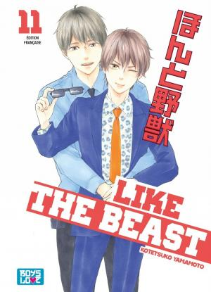 couverture, jaquette Like the Beast 11  (IDP)