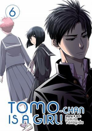 couverture, jaquette Tomo-chan wa Onnanoko! 6  (Seven Seas)