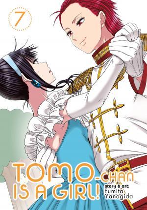 couverture, jaquette Tomo-chan wa Onnanoko!