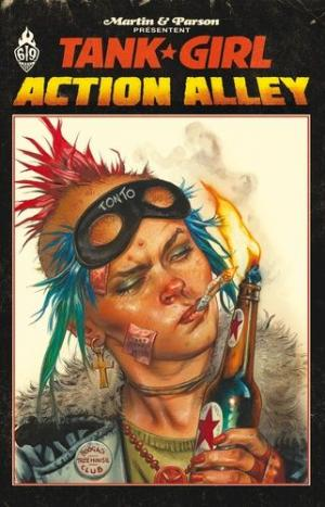 Tank Girl - Action Alley  TPB Softcover (souple)