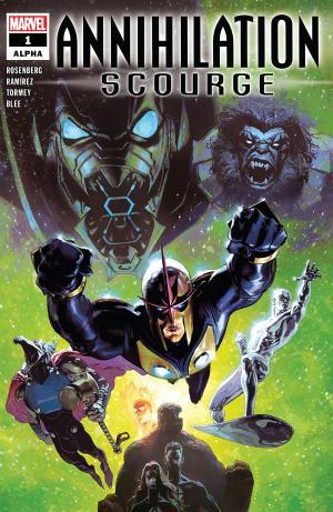 Annihilation - Scourge Alpha # 1 Issue (2019)