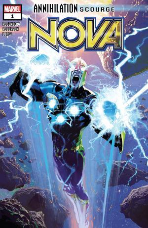 Annihilation - Scourge - Nova # 1 Issue (2019)
