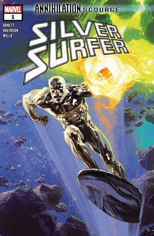 Annihilation - Scourge - Silver Surfer édition Issue (2019)